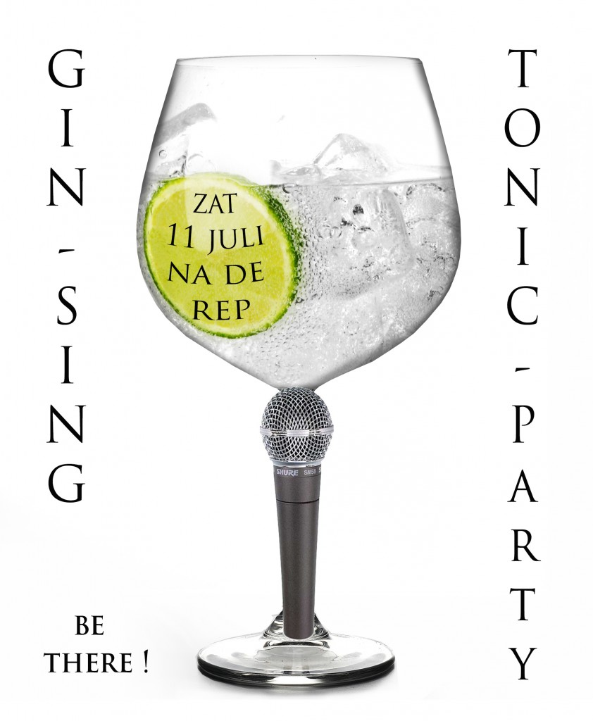 Sing tonic affiche 1